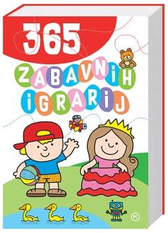 365 ZABAVNIH IGRARIJ