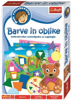 BARVE IN OBLIKE