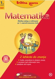 BRIHTNA GLAVCA-MATEMATIKA 1