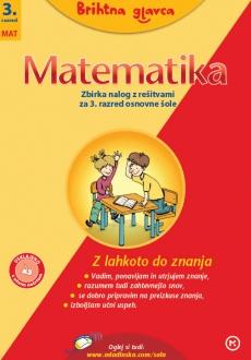 BRIHTNA GLAVCA-MATEMATIKA 3