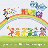 CD JANEZ BITENC-MAVRICA 2CD