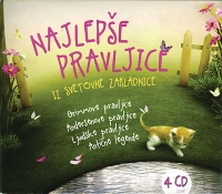 CD NAJLEPŠE PRAVLJICE 4CD-RD