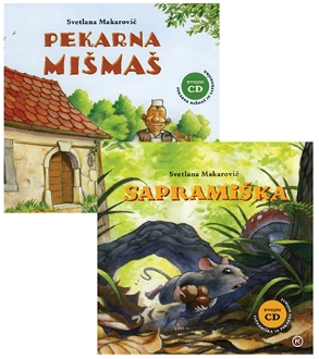 CD SAPRAMIŠKA IN PEKARNA MIŠMAŠ 2CD
