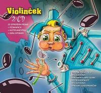 CD VIOLINČEK 3 2CD