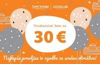 DARILNI BON ZA 30 EUR - NAJLEPŠE PRAVLJICE