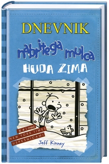 DNEVNIK NABRITEGA MULCA-HUDA ZIMA