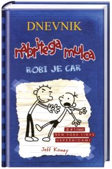 DNEVNIK NABRITEGA MULCA-ROBI JE CAR