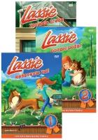 DVD LASSIE 3 DVD
