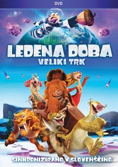 DVD LEDENA DOBA 5