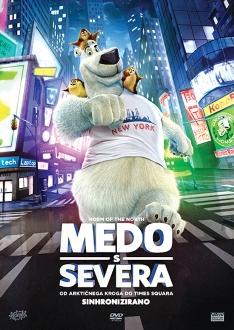 DVD MEDO S SEVERA