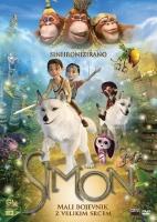 DVD SIMON:MALI BOJEVNIK Z VELIKIM SRCEM