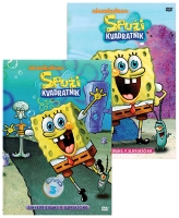 DVD SPUŽI KVADRATNIK 3+4