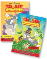 DVD TOM IN JERRY 1 IN 2