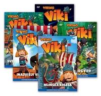 DVD VIKI VIKING 5 DVD