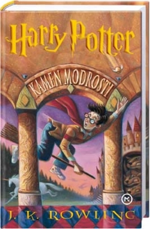 HARRY POTTER-KAMEN MODROSTI