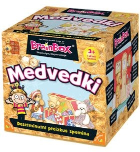IGRA BRAINBOX MEDVEDKI