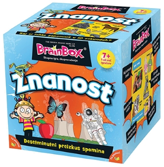 IGRA BRAINBOX ZNANOST