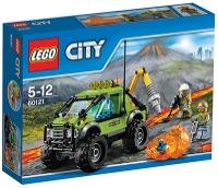 LEGO CITY VULKAN RAZISKOVALNI KOMBI