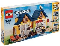LEGO CREATOR HIŠICA NA PLAŽI