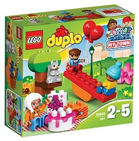 LEGO DUPLO TOWN ROJSTNODNEVNI PIKNIK