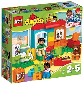 LEGO DUPLO VRTEC