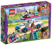 LEGO FRIENDS OLIVIJINO VOZILO ZA NALOGE