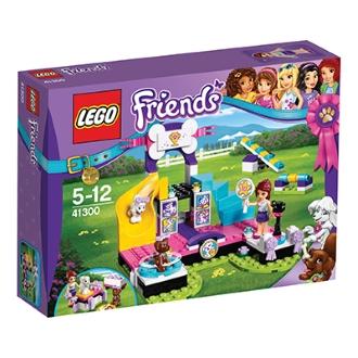 LEGO FRIENDS PRVENSTVO KUŽKOV
