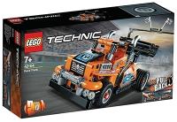 LEGO TECHNIC DIRKALNI TOVORNJAK