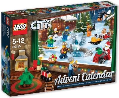LEGO CITY ADVENTNI KOLEDAR 2018