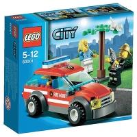 LEGO CITY GASILSKO VOZILO