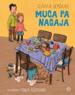 MUCA PA NAGAJA-KARTONKA