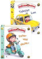 PETER VOZI SKUTER IN TAKSIST LAN