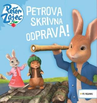 PETER ZAJEC-PETROVA SKRIVNA ODPRAVA