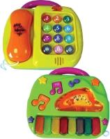 PIANO+TELEFON UNIKATOY 23072