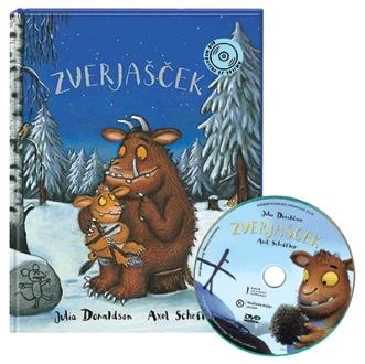 ZVERJAŠČEK Z DVD
